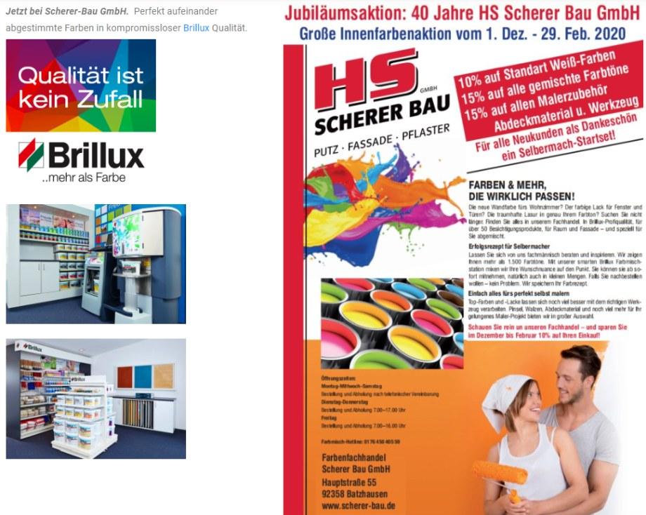 Scherer-bau.de